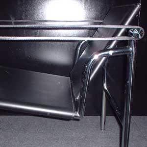 LC1ブラック革画像