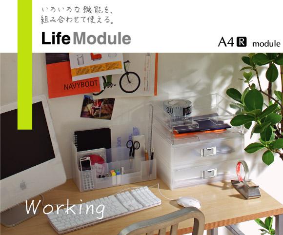 Life Module A4R Module
