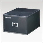 LM-40 DVDファイルユニット ブラック